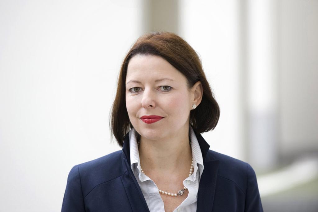 Sara Käch - Leiterin Kommunikation
